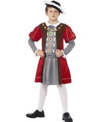 Dětský kostým Henry VIII Pro věk (roků) 10-12