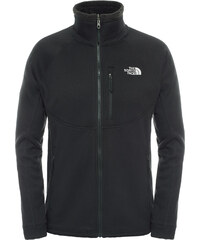 The North Face Timber Full Zip veste polaire black