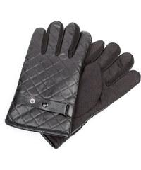 Lesara Handschuhe im Stepp-Design