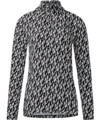 Street One - T-shirt à col roulé Tessa - Black