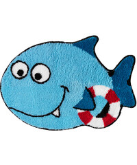 bpc living Tapis de bain Requin bleu maison - bonprix
