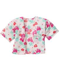 bpc bonprix collection Kimono imprimé, T. 116/122-164/170 blanc manches mi-longues enfant - bonprix