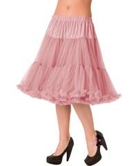 """Banned Vintage Pink Spodnička k šatům 25/27"""" M-L"""