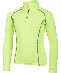 ALPINE PRO Dětské funkční tričko Neveo - zelené