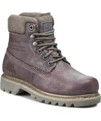 Turistická obuv CATERPILLAR - Bruiser P307861 Aubergine