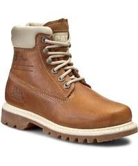 Turistická obuv CATERPILLAR - Bruiser Ladies P302183 Golden Brown