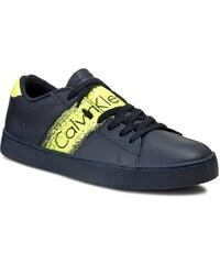 Sneakersy CALVIN KLEIN JEANS - Luis SE8536 Navy/Yell