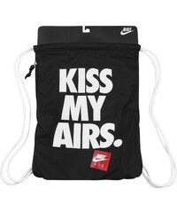 Nike Heritage Graphic Gymsack black