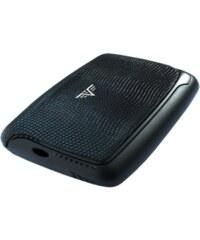 Pouzdro Tru Virtu Card Case Leather - černá hadí kůže