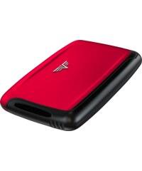 Pouzdro Tru Virtu Card Case Silk - červená
