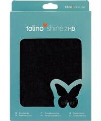 Tolino Slim Tasche aus Kunstleder passend für den Tolino E-Book-Reader Shine 2 HD