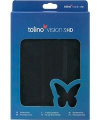 Tolino Falt Tasche aus Polyurethan passend Tolino für den E-Book-Reader Vision 3 HD
