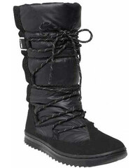 Puma SNOW NYLON BOOT WNS černá EUR 37 (4 UK women)