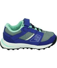 Salomon Chaussures enfant OUTBAN K Chaussures de Sport Enfant Violet Contagrip Agion