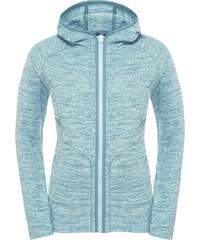 The North Face Nikster W sweat zippé à capuche cool blue