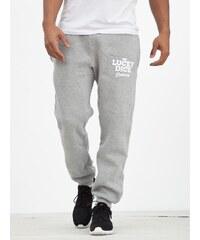 Lucky Dice Small Logo LD Grey White