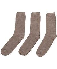 Melton Mädchen Socken 600001, 3er Pack