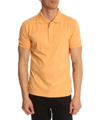 ARMANI COLLEZIONI Pack Polo-Shirt und orangefarbenes T-Shirt