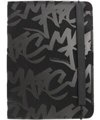 MARC BY MARC JACOBS Schwarze Tablet-Hülle Graffiti Logo