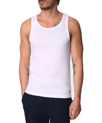 POLO Ralph Lauren 2er Pack weiße Baumwoll-Unterhemden
