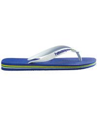 Havaianas Flip-Flops Brasil Logo blau