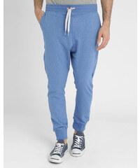 SWEET PANTS Blaumelierte Jogginghose Loose