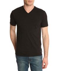 POLO Ralph Lauren Unterhemd schwarz mit V-Ausschnitt