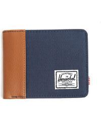 HERSCHEL Dunkelblaue Brieftasche Edward