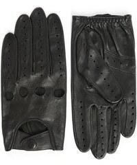 AGNELLE Schwarze Handschuhe zum Autofahren Touchscreen-geeignet Steve