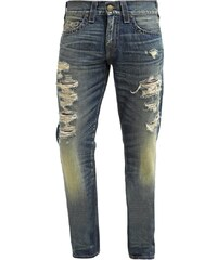 True Religion GENO ROUGH CITY Jeans Tapered Fit darkblue denim