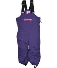 Bugga Dívčí zimní kalhoty - fialové
