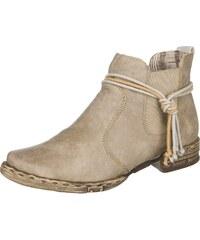 RIEKER Chelsea Boots mit Zierbändern