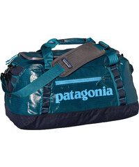 Patagonia Black Hole 45 L duffle bag underwater blue