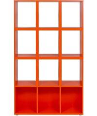 Woodman Knihovna Oxo Shelf