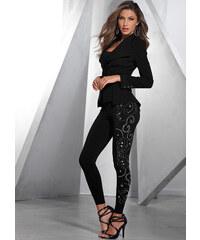 BODYFLIRT boutique Legging noir femme - bonprix