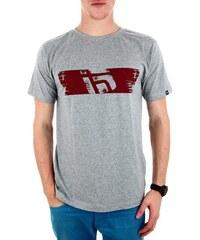 Pánské tričko Funstorm Forgan grey L
