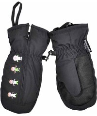 Bugga Chlapecké palčáky s postavičkami - černé