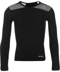 Termo tričko adidas Base Techfit dět. černá