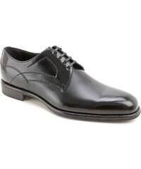 Chaussures à lacets Dolce & Gabbana en Cuir veau noir