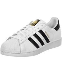 adidas Superstar J W Lo Sneaker Schuhe white/black/white