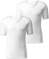 C&A T-Shirts aus Bio-Baumwolle in weiß
