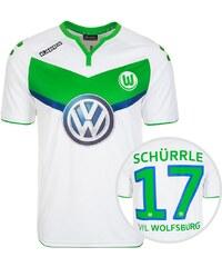 KAPPA VfL Wolfsburg Trikot Home Schürrle 2015/2016 Herren