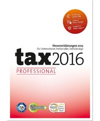 Buhl Data Software »tax 2016 Professional«