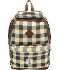 F23 Rucksack mit Laptop- und Tabletfach, »Daypack Check«
