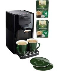 Philips SENSEO® Kaffeepadmaschine HD7863/20 Quadrante, inkl. Gratis-Zugaben im Wert von 20 ?