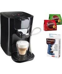 Philips SENSEO® Kaffeepadmaschine HD7855/50 LatteDuo, inkl Gratis-Zugaben im Wert von 14 ?