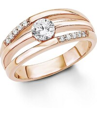 S.OLIVER RED LABEL s.Oliver Silberring: Ring mit Zirkonia, »9032570«