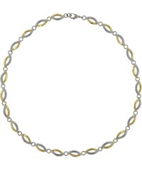 Boccia Bicolor Titan Damen-Halskette 0876-02