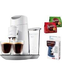 Philips SENSEO® Kaffeepadmaschine HD7871/10 Twist inkl Gratis-Zugaben im Wert von 14 ?