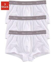 Marc O'Polo Hipster Pants (3 Stück), in hüfttiefer Passform, mit weichem Webbund